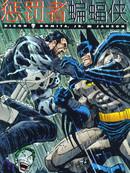 惩罚者-蝙蝠侠:杀戮骑士漫画